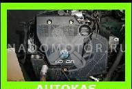 SEAT TOLEDO LEON VW GOLF BORA 16 16V 04 ДВИГАТЕЛЬ BCB