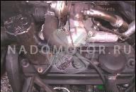 ДВИГАТЕЛЬ VW GOLF BORA NEW BEETLE 85 КВТ 2.0 AZJ / AVH BHP BEV AZG BEJ
