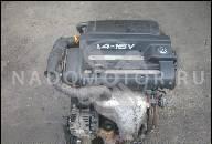 VW GOLF 4 BORA BCA ДВИГАТЕЛЬ 1, 4L 55KW 75PS