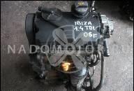 ДВИГАТЕЛЬ VW GOLF IV BORA POLO A2 LEON 1.4 16V AHW