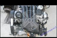 VW GOLF IV BORA SEAT 1.9 SDI ДВИГАТЕЛЬ В СБОРЕ AGP