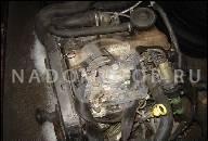 VW BORA GOLF IV 1.6 16V 01 105 Л.С. AZD ДВИГАТЕЛЬ