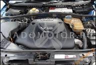 VW GOLF IV BORA A3 LEON ДВИГАТЕЛЬ 1.6 SR