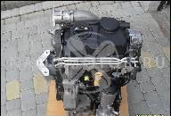 ДВИГАТЕЛЬ В СБОРЕ VW GOLF SEAT 1.9 TD ЦЕНА ZA CALY ГАРАНТИЯ