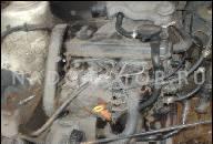 VW CADDY 1.9 SDI ДВИГАТЕЛЬ AQM