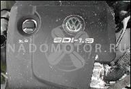 ДВИГАТЕЛЬ VW CADDY 2.0 SDI BST 2009 ГОД 120 ТЫСЯЧ KM