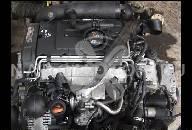 VW EOS GOLF TOURAN ДВИГАТЕЛЬ 2.0TDI CBD