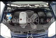 VW PASSAT B6 EOS ДВИГАТЕЛЬ 1.6 FSI BSE BSF 250 ТЫС. KM