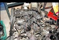 VW FOX ДВИГАТЕЛЬ MKB BMD 40KW 54PS