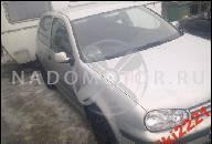 МОТОР VW GOLF II 1, 6 GTD