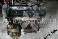 ДВИГАТЕЛЬ VW GOLF IV 1, 6 16V 99Г. KOD ATN