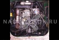 VW GOLF 1, 6 TD ДВИГАТЕЛЬ
