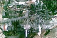 ДВИГАТЕЛЬ VW GOLF II PASSAT 1.6 ТУРБО TD