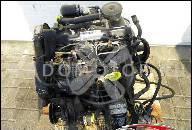 ДВИГАТЕЛЬ 1.6 TD VW GOLF II JETTA PASSAT B3 В СБОРЕ