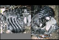 VW GOLF IV OCTAVIA AUDI A3 LEON 1, 6 ДВИГАТЕЛЬ 90000 KM