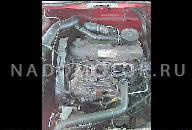 VW GOLF II, IV PASSAT B2 1.6TD 8V МОТОР В СБОРЕ 80,000 КМ