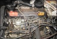 VW GOLF II, PASSAT B2 1.6TD ДВИГАТЕЛЬ В СБОРЕ