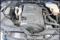 ДВИГАТЕЛЬ AUDI A3, A4, SEAT, VW BORA, GOLF - 1.6 AKL