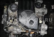 МОТОР MOTOR VW GOLF 4 IV 1J0 1.9SDI AQM