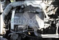 VW SKODA GOLF IV ДВИГАТЕЛЬ 1.9 SDI AQM В СБОРЕ