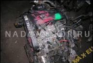 ДВИГАТЕЛЬ VW GOLF III T4 PASSAT B3 B4 1.9 TD AAZ