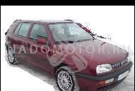 ДВИГАТЕЛЬ VW GOLF 3 PASSAT B4 TOLEDO 1.9 TDI AFN 95Г..
