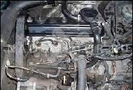 VW GOLF 3 1.9 TDI ДВИГАТЕЛЬ