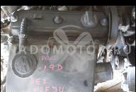 ДВИГАТЕЛЬ ДИЗЕЛЬНЫЙ VW GOLF 3 III VARIANT 1.9 SDI AEY