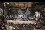 ДВИГАТЕЛЬ 1.9 TD VW GOLF 3 PASSAT B3 TOLEDO IBIZA