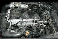ДВИГАТЕЛЬ VW GOLF III 1.9 TD