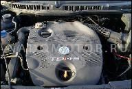ДВИГАТЕЛЬ ДЛЯ VW 1.9 TDB3 160 ТЫС. KM