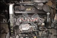VW PASSAT GOLF AUDI A4 ДВИГАТЕЛЬ 1.9 TD СОСТОЯНИЕ ОТЛИЧНОЕ