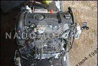 VW GOLF 6 VI TOURAN 1.4 TSI ДВИГАТЕЛЬ CAV CAVD 160PS