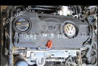 VW GOLF VI 1, 4 БЕНЗИН ДВИГАТЕЛЬ CGG ЗАПЧАСТИ 2009 ГОД