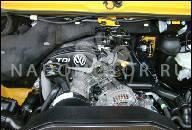 ДВИГАТЕЛЬ VW LT 2.5 TDI ВОССТАВНОВЛЕННЫЙ ГАРАНТИЯ WROCLAW