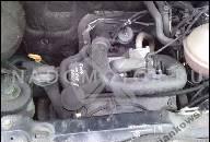 VW LUPO 99Г.. ДВИГАТЕЛЬ 1.0 AHT 90 ТЫСЯЧ KM