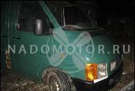 ДВИГАТЕЛЬ AGX VW LT 28-46 2.5 SDI ДИЗЕЛЬ '96-'06