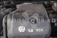 МОТОР VW LUPO POLO 1.2 TDI ANY