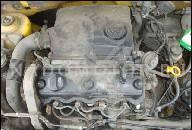 VW POLO LUPO 1, 7 SDI 1999 ГОД ДВИГАТЕЛЬ ГАРАНТИЯ