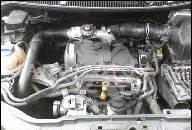 VW POLO FABIA A2 LUPO 1.4 TDI ДВИГАТЕЛЬ AMF 1.4TDI