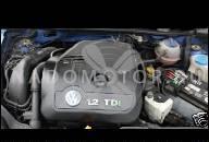 VW LUPO 3L '01Г. ДВИГАТЕЛЬ 1, 2 TDI