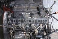 ДВИГАТЕЛЬ В СБОРЕ 1.7 SDI VW POLO LUPO AROSA AKU 210 ТЫС KM