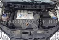 ДВИГАТЕЛЬ VW POLO LUPO IBIZA FABIA 1.4TDI AMF