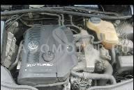 VW PASSAT B5 AUDI A4 95-01 ДВИГАТЕЛЬ 1.8 AEB