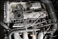 ДВИГАТЕЛЬ VW PASSAT B5 1.8 20V KOD AEB GOLY БЕЗ НАВЕСНОГО ОБОРУДОВАНИЯ 200 ТЫС. KM