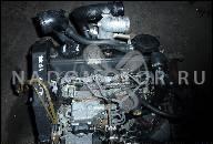 ДВИГАТЕЛЬ VW GOLF III PASSAT B4 1.9 TD AAZ 80 ТЫС KM