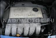 ДВИГАТЕЛЬ VW PASSAT 35I 2, 8L VR6 128KW 174PS МОДЕЛЬ ДВС AAA