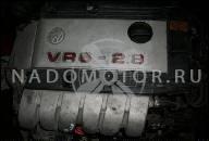 4348536 ДВИГАТЕЛЬ БЕЗ НАВЕСНОГО ОБОРУДОВАНИЯ VW PASSAT (3A2, 35I) 2.8 VR6 (06.1991-08.1996) 1