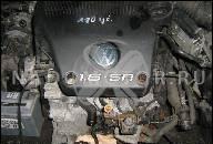 ДВИГАТЕЛЬ 1.6 8V AUDI A4 VW PASSAT B5 AHL 250 ТЫС. KM