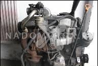 ДВИГАТЕЛЬ VW PASSAT B5 AUDI A4 A6 2, 5 TDI
